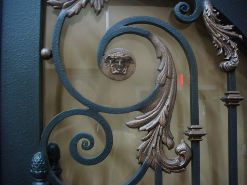 Iron-railing-scrollwork